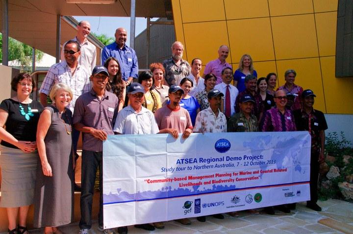 ATSEA Regional Demo Project