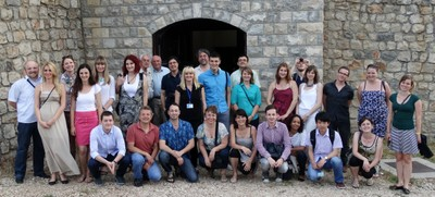 Field Seminar group photo