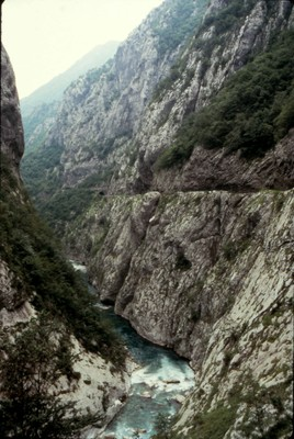 Moraca River Canyon