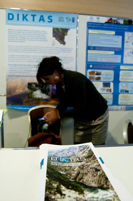 The DIKTAS in the 6th GEF Biennial International Waters Conference